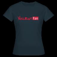 T-Shirts ~ Frauen T-Shirt ~ Vollblut Fan