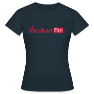 T-Shirts ~ Frauen T-Shirt ~ Vollblut Fan