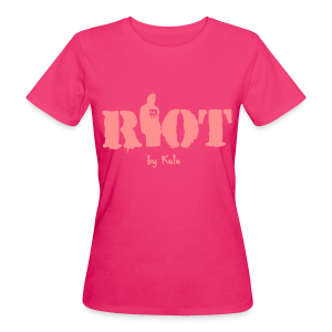 Riot by Kulo - Women's Organic T-shirt