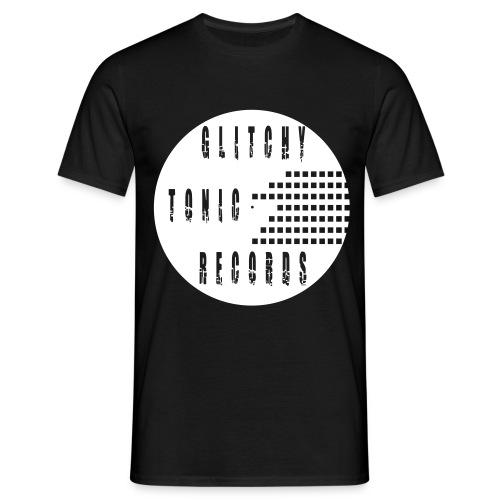 GTR Shirt (logo white) - Men's T-Shirt