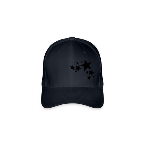 toam Stars Flexfit Baseball Cap (black)  - Flexfit Baseball Cap