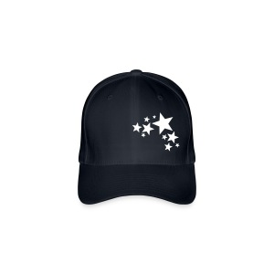 toam Stars Flexfit Baseball Cap (white)  - Flexfit Baseball Cap