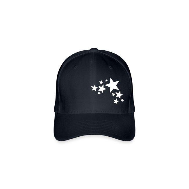 toam Stars Flexfit Baseball Cap (white)