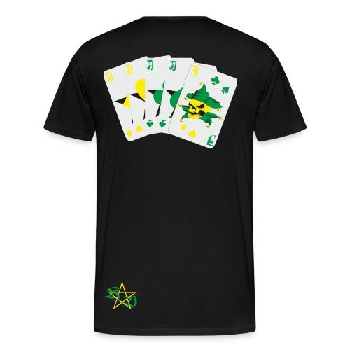 Aces High - Männer Premium T-Shirt