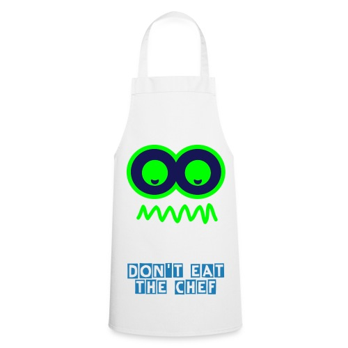 Don't Eat The Chef Apron - Cooking Apron