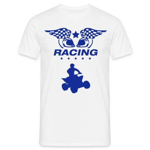 T-shirt Racing Quad - T-shirt Homme