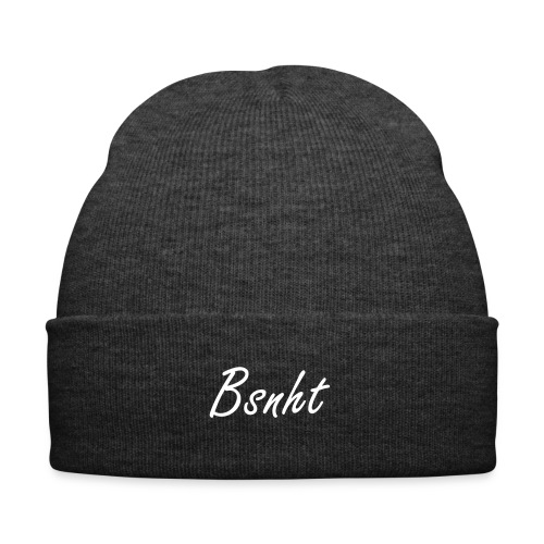Bsnht Beanie  - Winter Hat