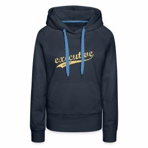 executive Frauensweatshirt - Frauen Premium Hoodie