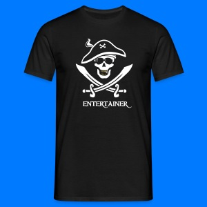 ~ Entertainer ~ - Männer T-Shirt