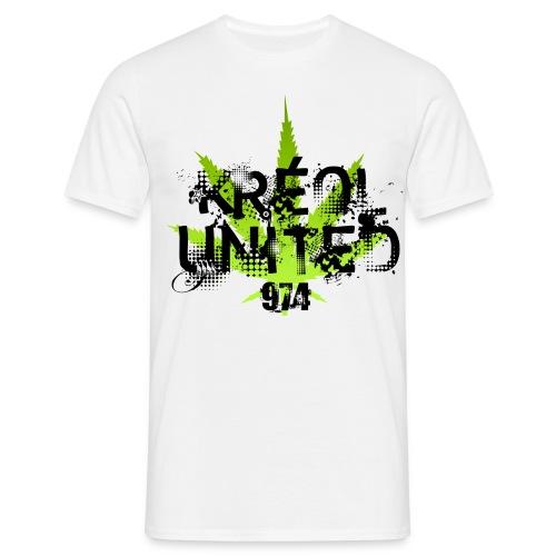 Kréol United - T-shirt Homme