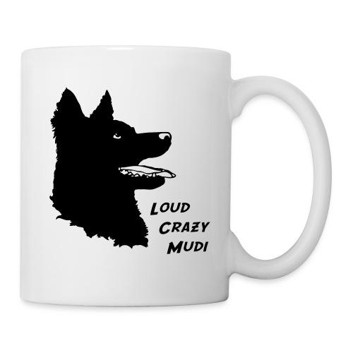 Crazy Mudi Mug - Mug