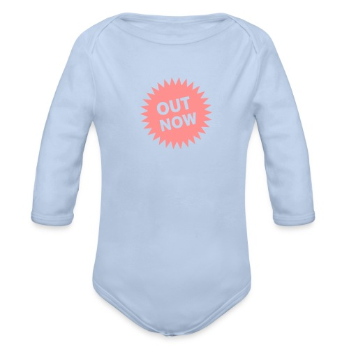Out now – Baby Mädchen (dh) - Baby Bio-Langarm-Body