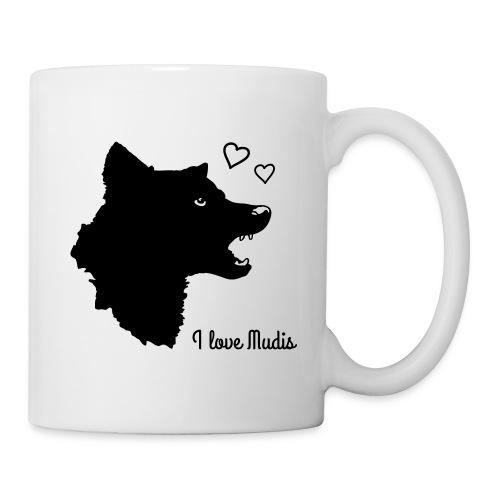 Mudi Love Mug - Mug