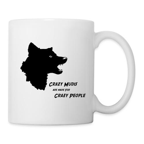 Crazy Mudi People Mug - Mug