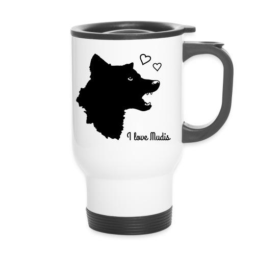 Mudi Love Mug - Travel Mug