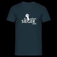 T-Shirts ~ Männer T-Shirt ~ So sehen Sieger aus | Männer Shirt