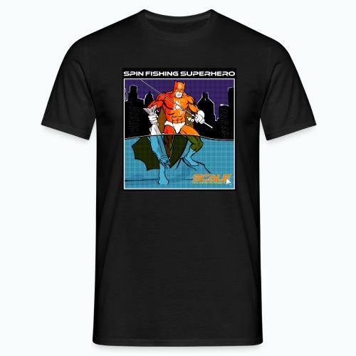 spin hero - Men's T-Shirt