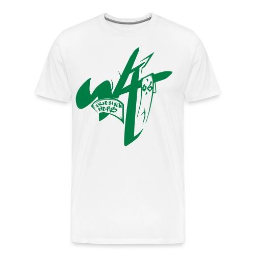 Akut - Flaschenpost Big - Männer Premium T-Shirt