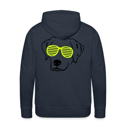The Doggy - Herre Premium hættetrøje