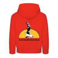 Pullover & Hoodies ~ Kinder Premium Kapuzenpullover ~ Kinderpullover rot