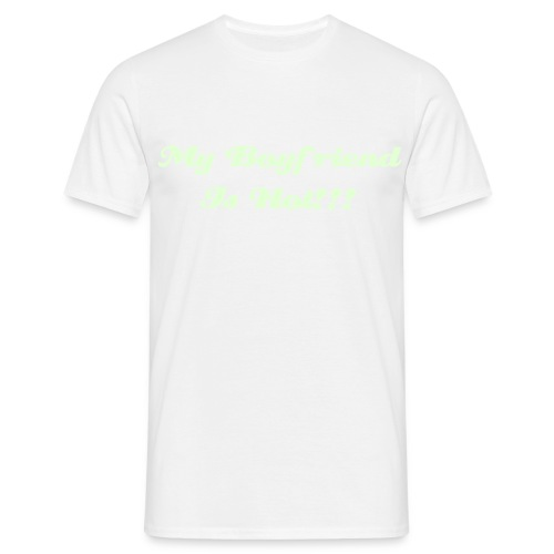 Boyfriend - Men's T-Shirt
