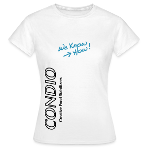 CONDIO - We know How Mädchen Home - Women's T-Shirt