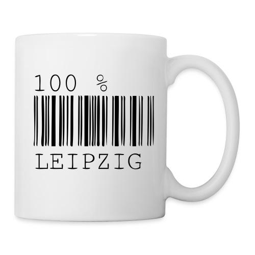 100% Leipzig - Tasse