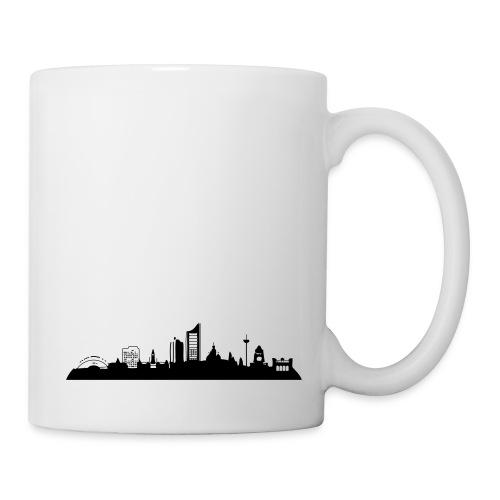 Leipzig Skyline - Tasse