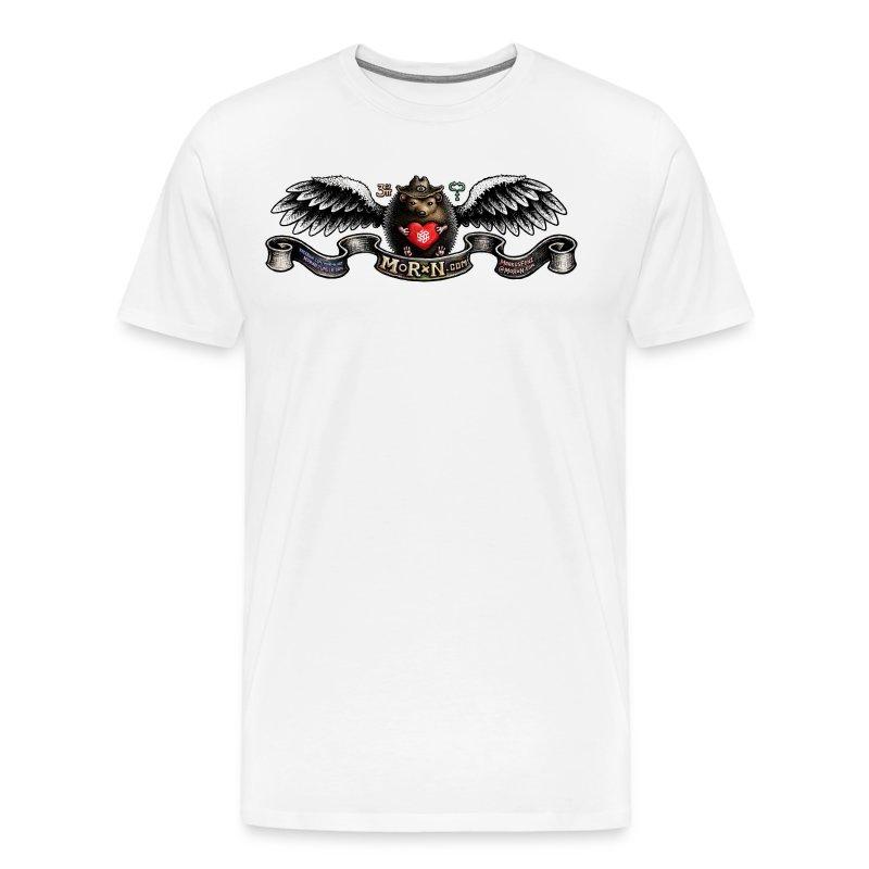 God Hog T-Shirt - Men's Premium T-Shirt