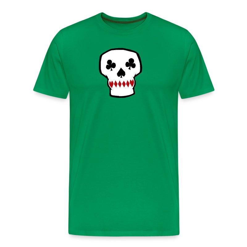 Pokerface T-Shirt - Men's Premium T-Shirt