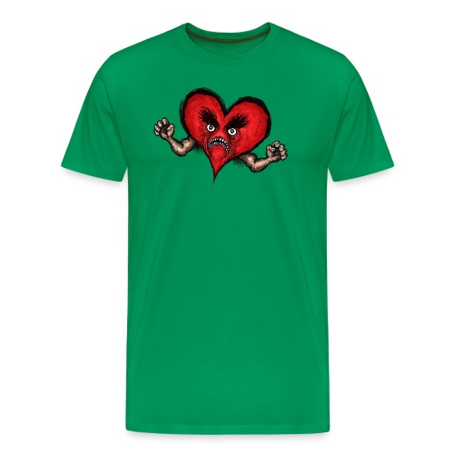 Heart Attack T-Shirt - Men's Premium T-Shirt