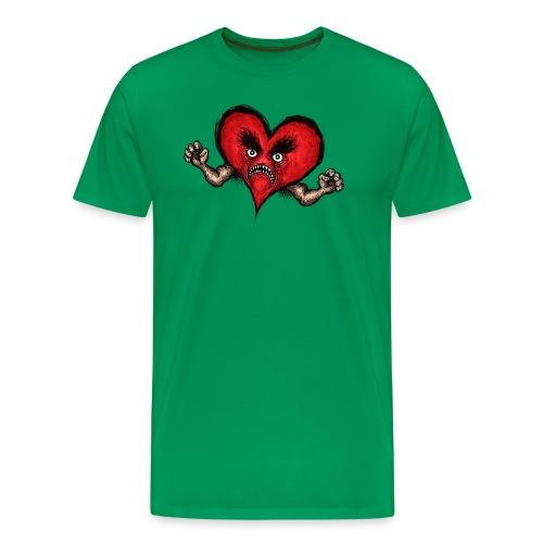 Heart Attack T-Shirt - Men's Premium T-Shirt