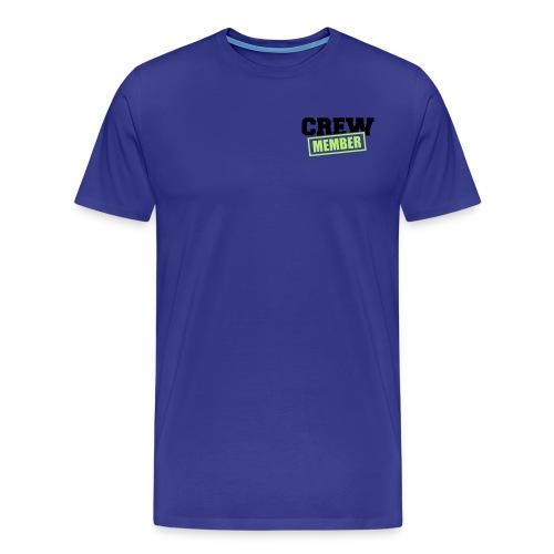 T-Skjorte (Team Bilcrossfoto) - Premium T-skjorte for menn