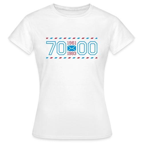 0711 AIRMAIL - Frauen T-Shirt