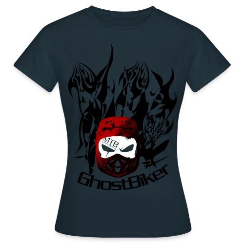 MTB von Berg GhostBiker Ladys - Frauen T-Shirt