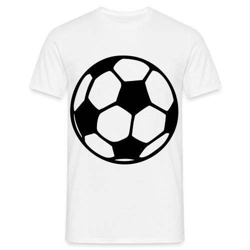 Fotball T-Skjorte - T-skjorte for menn