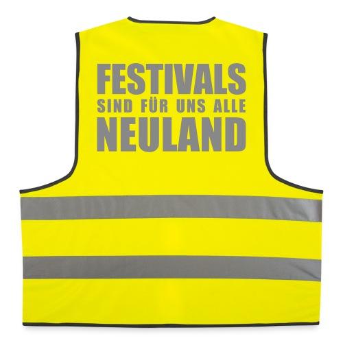 Neuland Warnweste - Warnweste