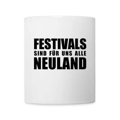 Neuland Tasse - Tasse