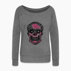 Mexican Totenkopf Pullover & Hoodies