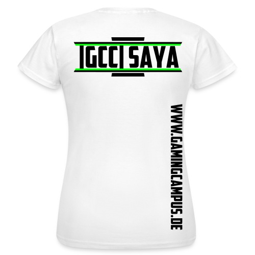 [GCC] Saya - Frauen T-Shirt