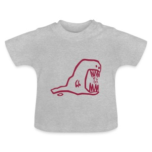 Little Monster McKoy  - Camiseta bebé