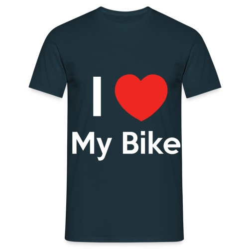 GRKC Fan Shirt | I Love - Männer T-Shirt