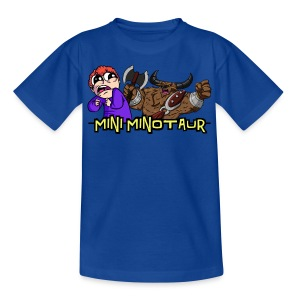 Tobuscus Mini Minotaur  - Kids' T-Shirt