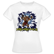 T-Shirts ~ Women's T-Shirt ~ Tobuscus Mini Minotaur