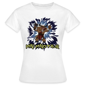 Tobuscus Mini Minotaur  - Women's T-Shirt