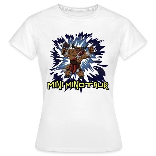 Tobuscus Mini Minotaur  - Women's T-Shirt