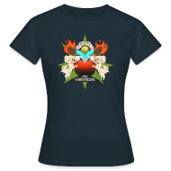 T-Shirts ~ Women's T-Shirt ~ Fan Made Tobuscus Coat of Arms (Women)