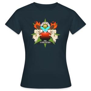 Fan Made Tobuscus Coat of Arms (Women) - Women's T-Shirt