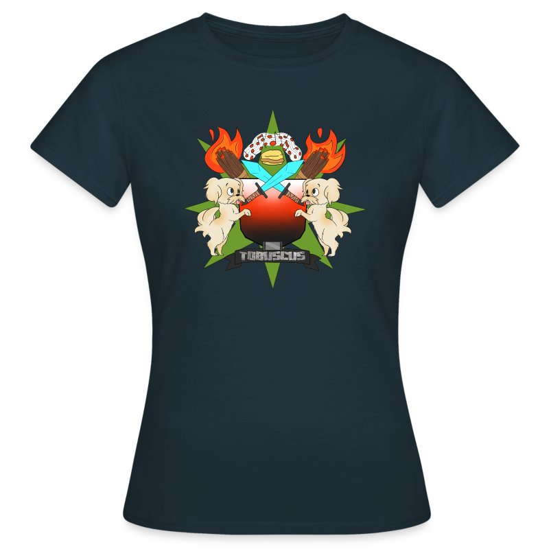 Fan Made Tobuscus Coat of Arms (Women) - Women's T-Shirt