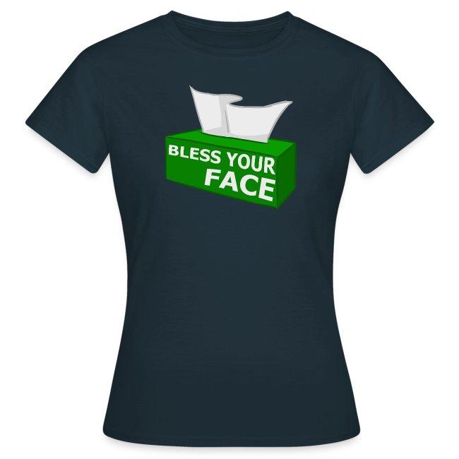 BLESS YOUR FACE (Women)